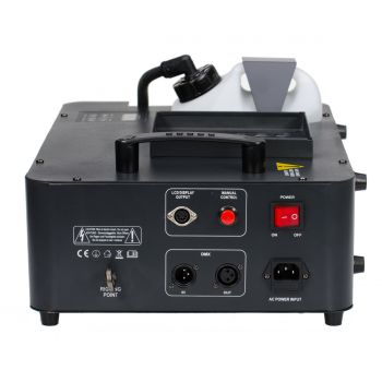 Audibax Geyser 2000 RGB Máquina de Humo Profesional LED 2000W