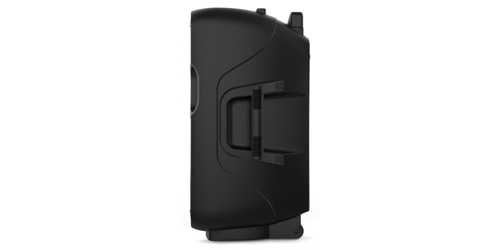 audibax denver combo port10 vhf altavoz bateria promocion lateral