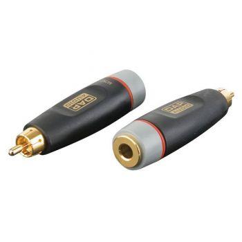 DAP Audio XGA05 Adaptador RCA Macho / Jack Hembra
