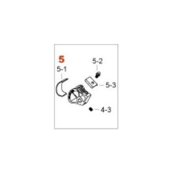 Tama HP9N5R Leva LiteSprocket para pedal Speed Cobra e Iron Cobra