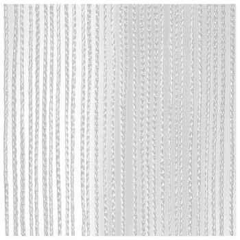 Showtec String Curtain 3m Width Cortina para Escenario Blanca 6 x 3 m 89166