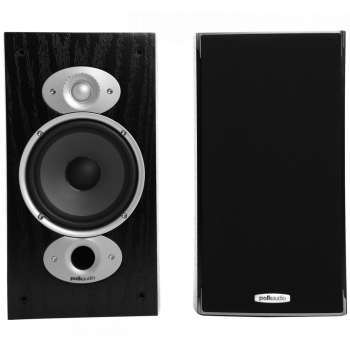 Polk Audio RTIA-3 Black Pareja Altavoces