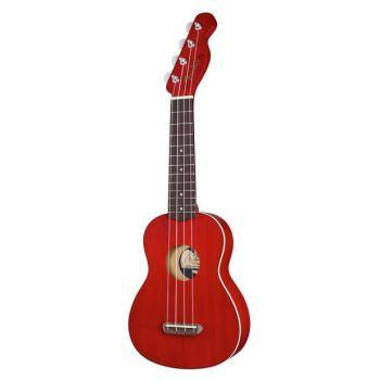Fender Venice Soprano Ukelele Cherry