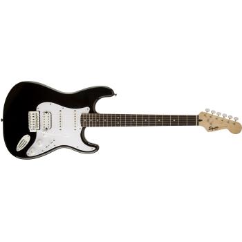 Fender Squier Bullet Strat con Tremolo HSS Black
