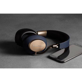 BW PX Dorado Auricular Bluetooth Cancelacion Ruido