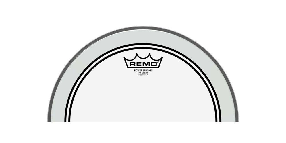 remo powerstroke 3 clear pulgadas