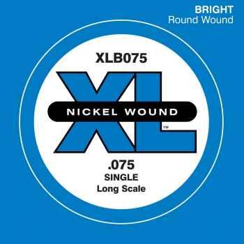 D´addario XLB075 Cuerdas sueltas de bajo