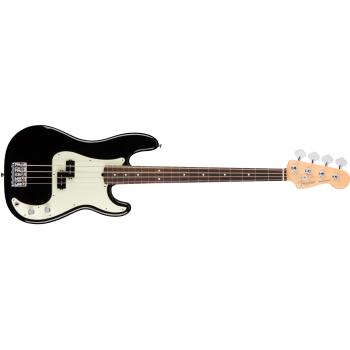 Fender American Pro Precision Bass Rosewood Fingerboard Black