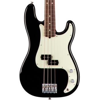 Fender American Pro Precision Bass RW Black