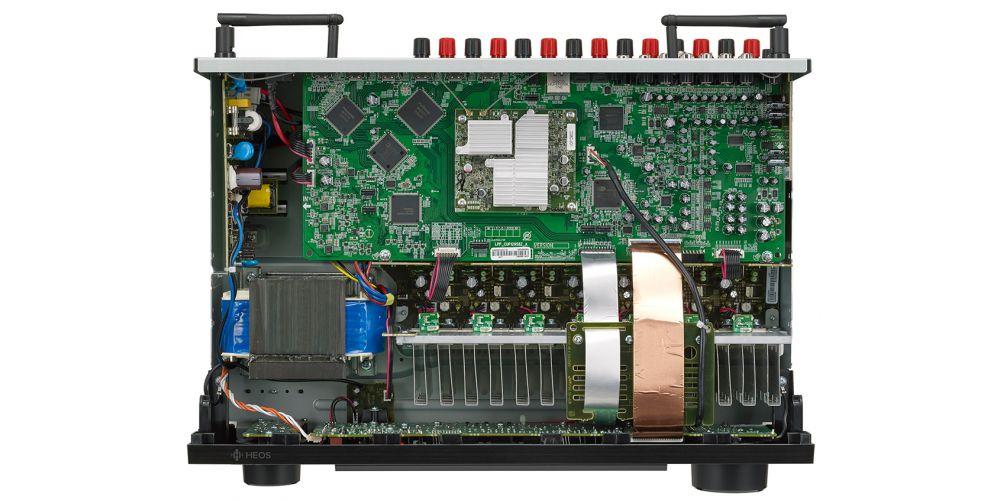Denon AVR X1500H fabricacion