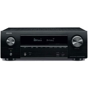 DENON AVR-X1500H Receptor Audio/ Video Home Cinema AVRX1500H