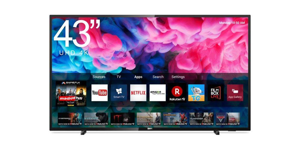 Philips 43PUS6503 tv 43 4k