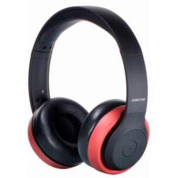 OT HARMONY-R Fonestar Auriculares Bluetooth Negro / Rojo
