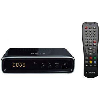 NEVIR NVR2596-TDT-2P Tdt HD Grabacion USB