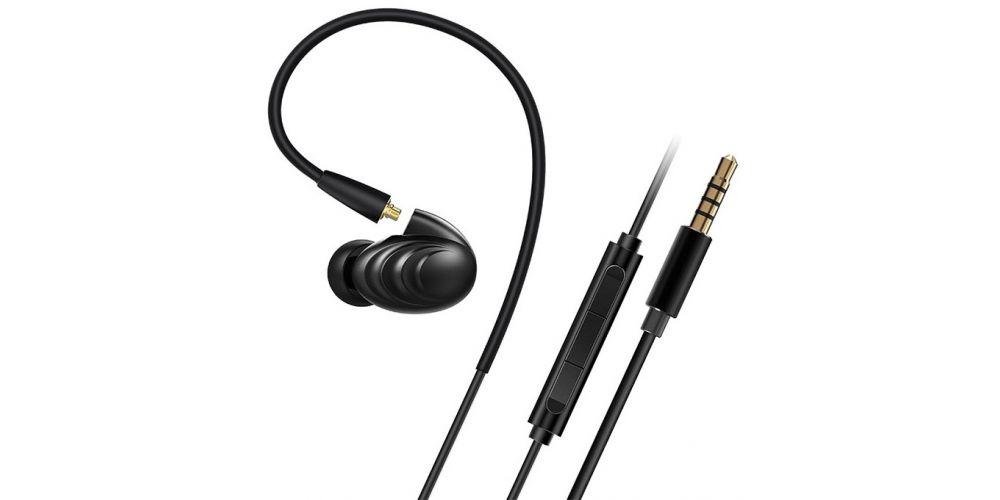 FIIO F9 Auriculares In Ear F 9 auricular boton conexion