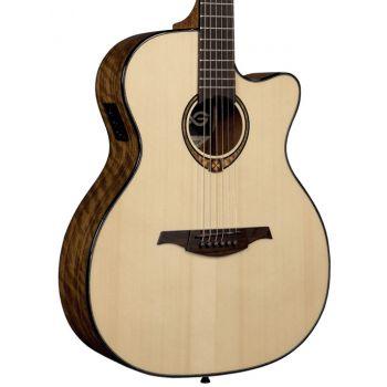 LAG T300ACE Guitarra Electro-Acústica Auditorium Cutaway
