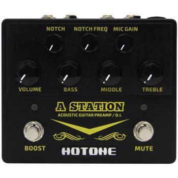 Hotone A Station Black Edition
