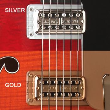 Gretsch Pickup Bezel FilterTron Gold