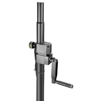 Gravity SP 2472 B Barra de extensión regulable con manivela, 35 mm, rosca M20, 1100 mm