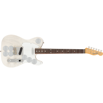 Fender Jimmy Page Mirror Telecaster RW White Blonde