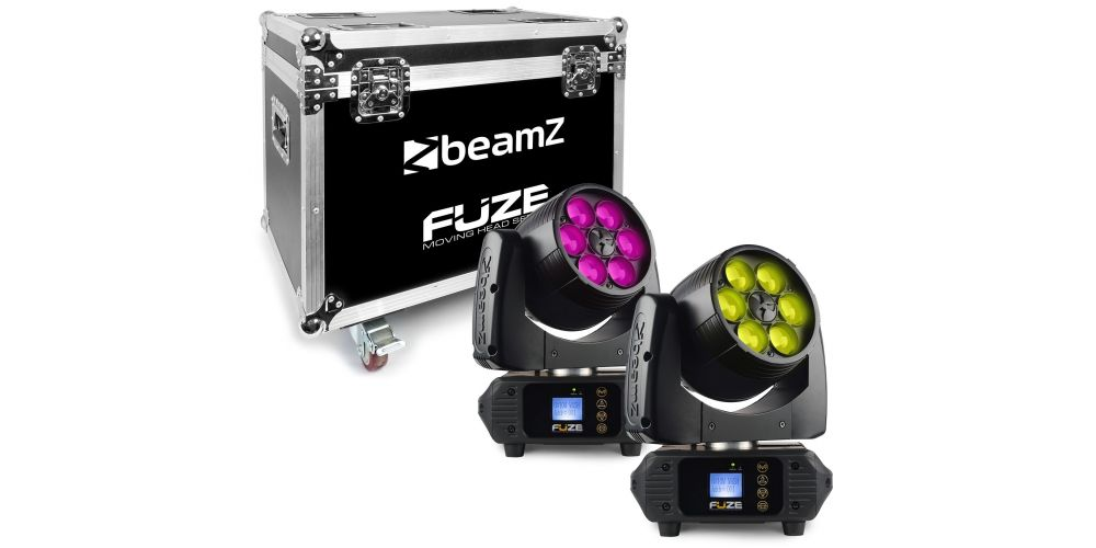 BEAMZ FUZE 610Z Set