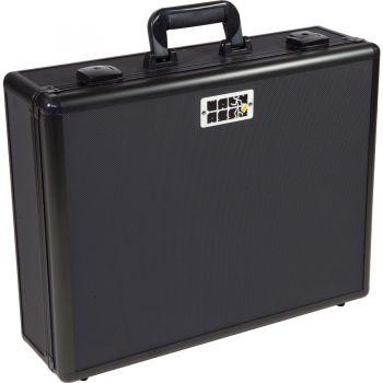 Walkasse W-MIXECASE-L Flight case para mezclador universal tamaño grande, negro.