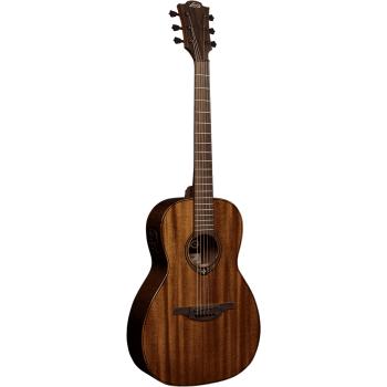 LAG T98PE Guitarra Electro Acústica Serie Tramontane Formato Parlor