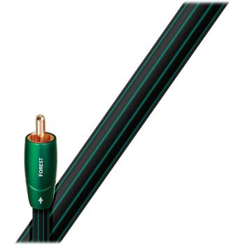 Audioquest COAXFOR01.5 Cable Coaxial de 1,5 Metros