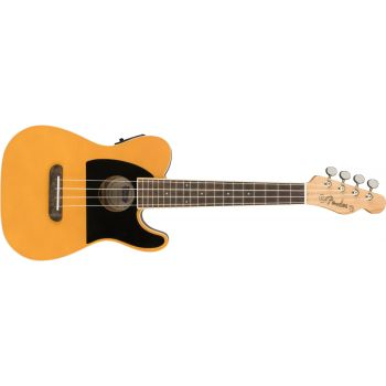 Fender Fullerton Telecaster Ukelele Butterscotch Blonde