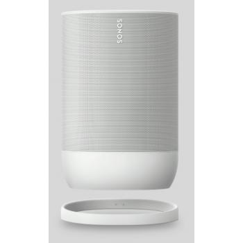 Sonos MOVE White Altavoz Wifi Control Voz Bluetooth Blanco