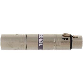 Cordial CDG 10 Adaptador XLR Hembra a XLR Macho -10 dB