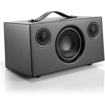 Audio Pro C5 Alexa Black, Altavoz Wifi,Bluetooth