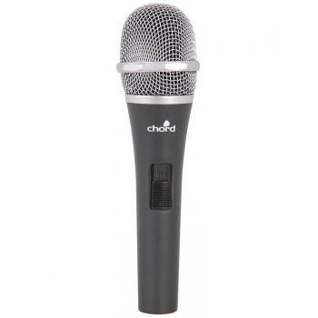 Chord DM04 Micrófono Dinámico de Mano con Cable 173855