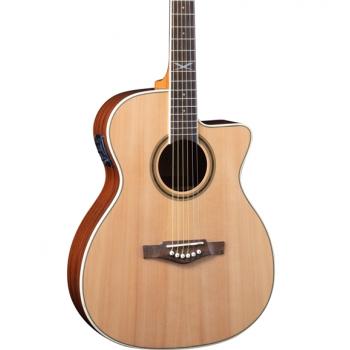 Eko NXT A100CE Natural Guitarra Acustica
