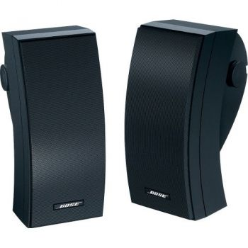 BOSE 251 NEGRO Environmental Altavoces Exteriores Pareja