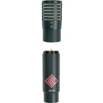 NEUMANN KM120 Previo KM-100 + Capsula AK-20, KM-120