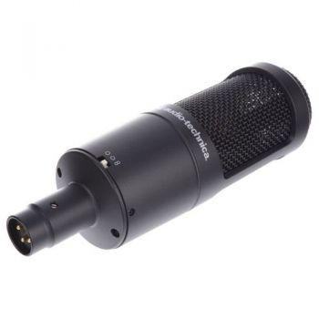 AUDIO TECHNICA AT-2050 Micrófono Multi Patrón de Condensador