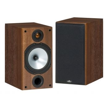 MONITOR AUDIO MR2 Altavoz Monitor Reference 2 Series Pareja Nogal