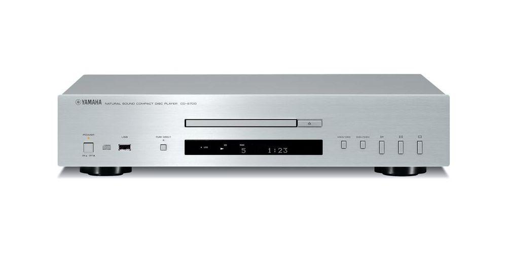 yamaha cd s700 silver mando compact disc
