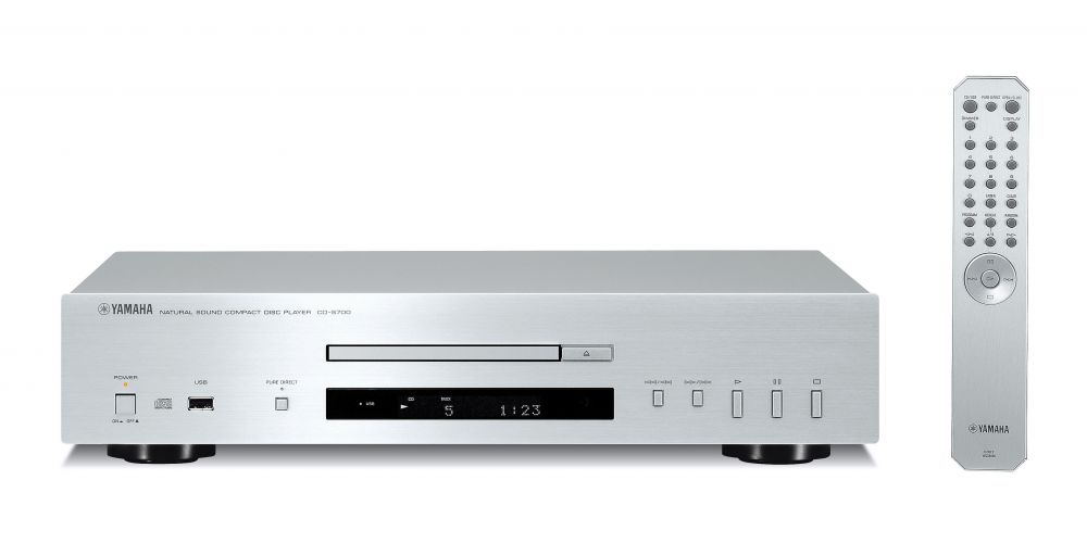 yamaha cd s700 silver mando