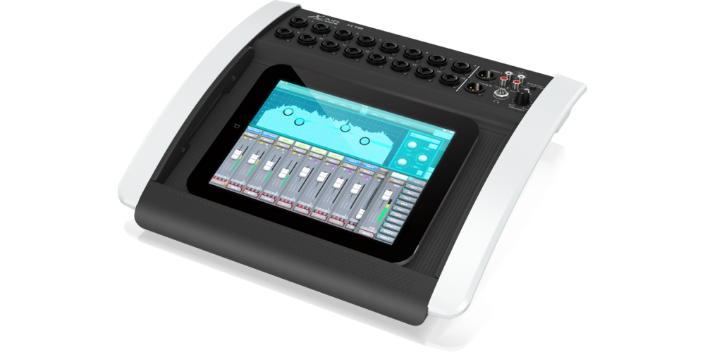 behringer x18 x air front