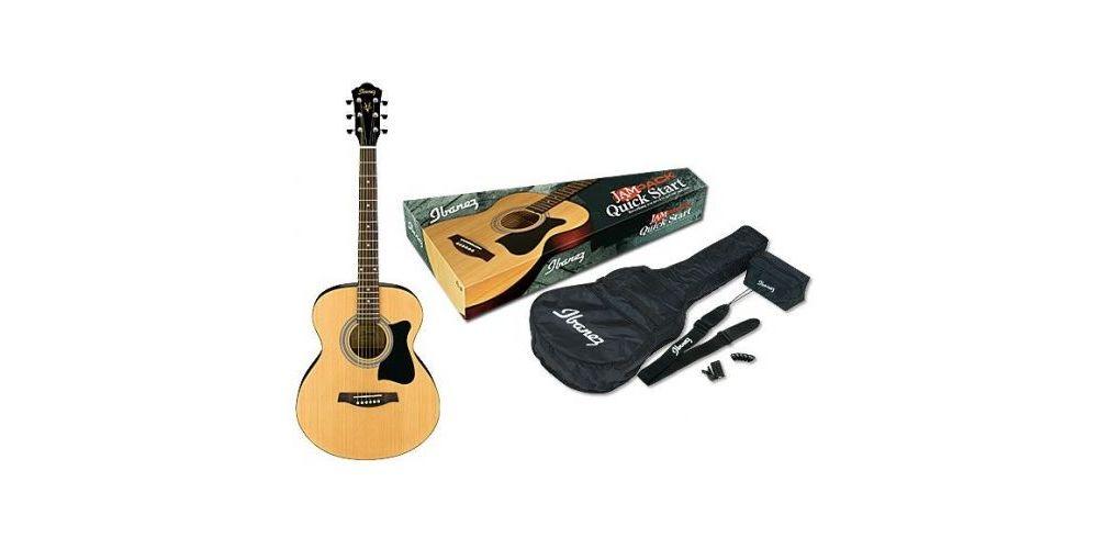 ibanez vc50njp nt kit guitarra