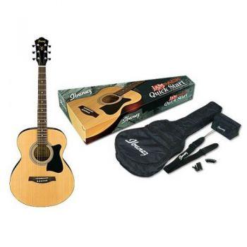 Ibanez VC50NJP NT Kit Guitarra Acústica