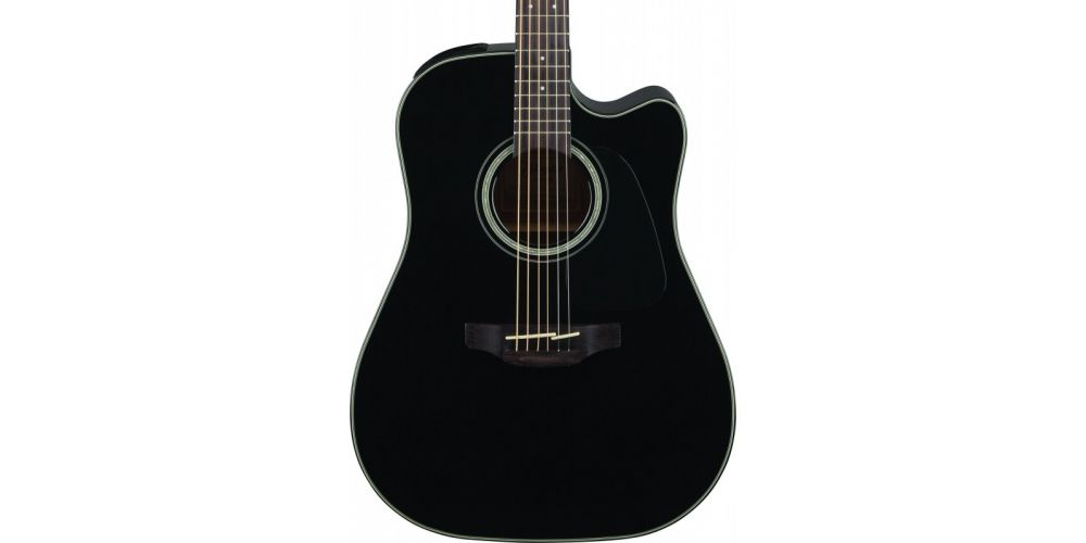 takamine gd30ce blk guitarra