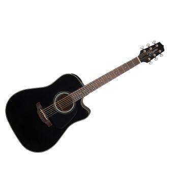 TAKAMINE GD30CE-BLK Guitarra Electro-Acustica Dreadnought, Negra