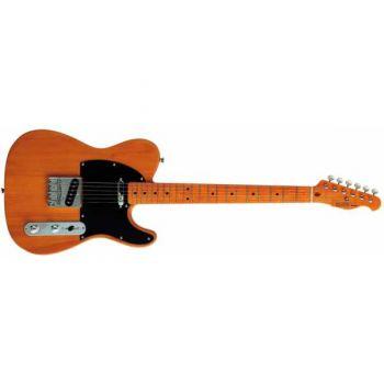 OQAN QGETL10 Natural Guitarra Electrica