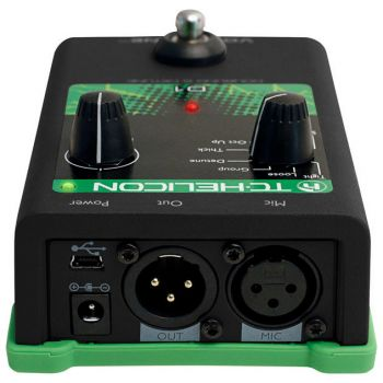 TC-Helicon VoiceTone D1 Doubling