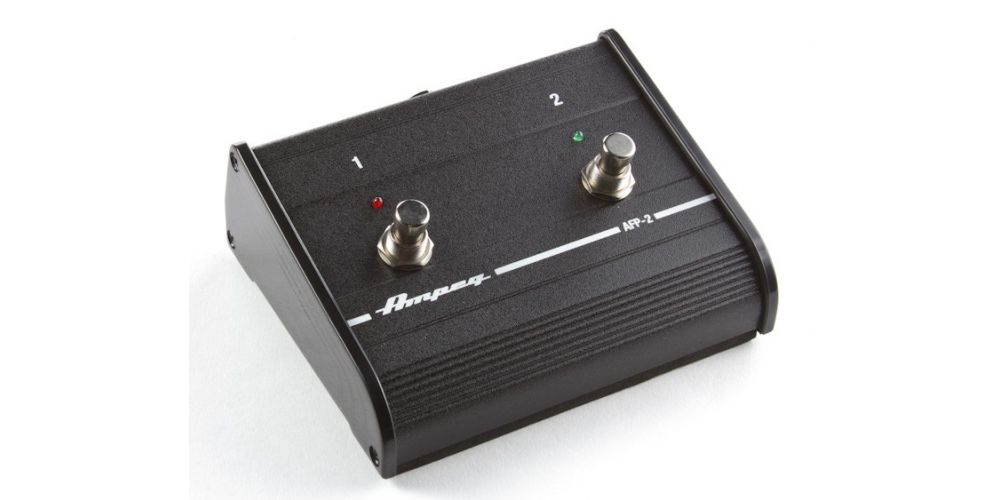 AMPEG AFP-2 footswitch 2 Pulsador