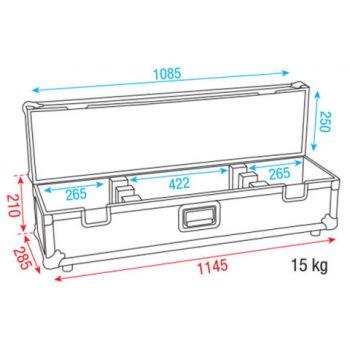 Dap Audio LED Bar Case D7595