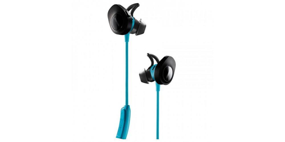 bluetooth bose soundsport wireless azul